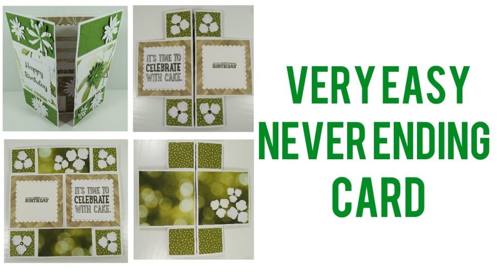 Never Ending Greeting Card
