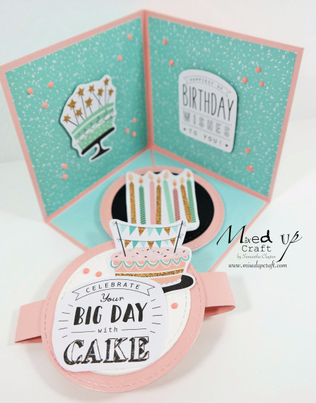 Corner Pop Up Card