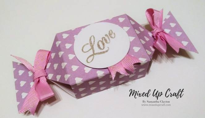 Sweet Wrapper Gift Boxes