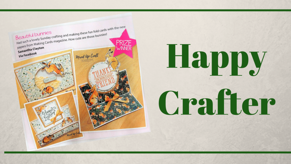Making Cards And Paper Craft Magazine