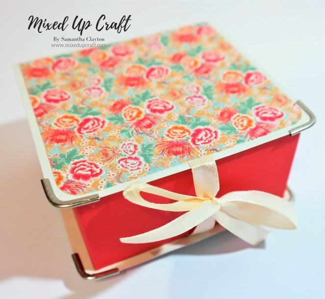 Oriental Trinket Box