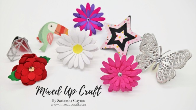 Fun DIY Paper rings