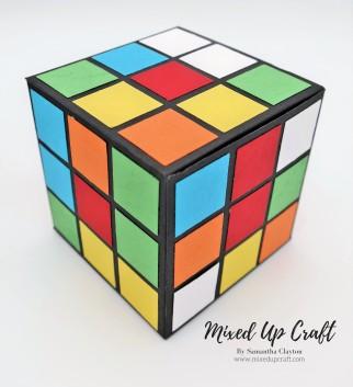 Rubik's Cube Gift Box
