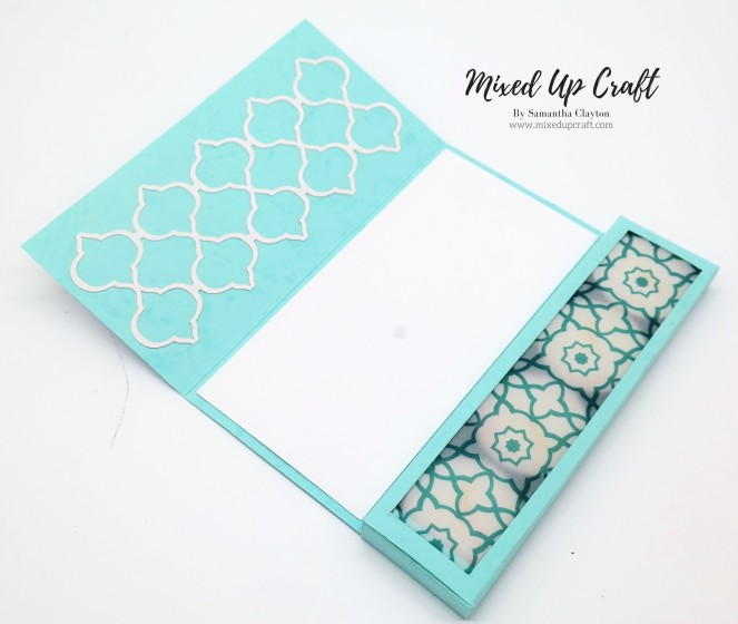 Tealight Candle Card