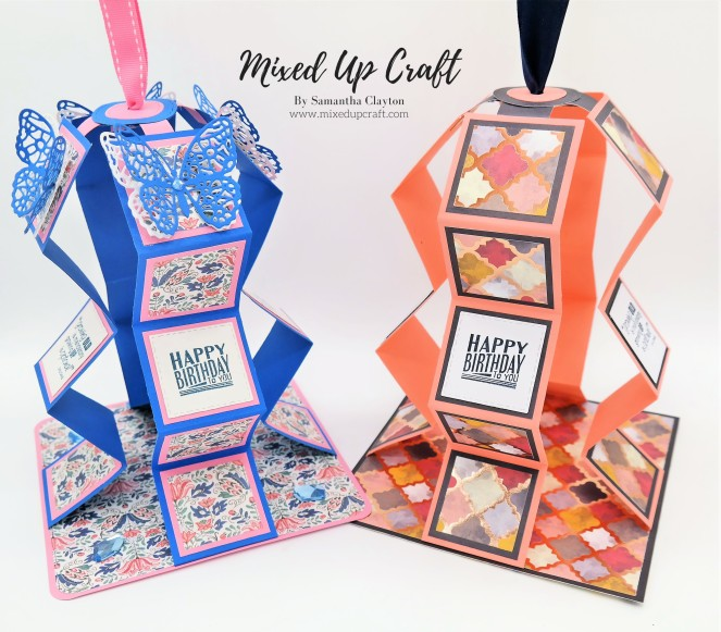 Amazing Pull Up Cards