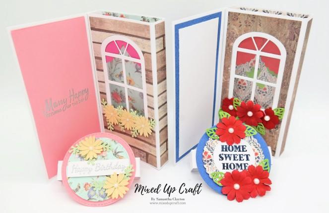 Cute Diorama Cards