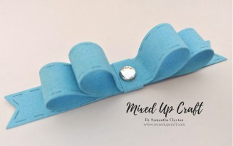 Easy Bow Topper