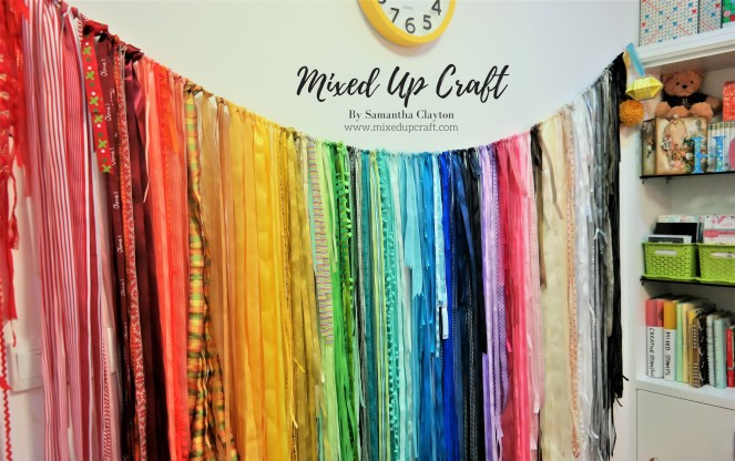 My Craft Room | Mixed Up Craft