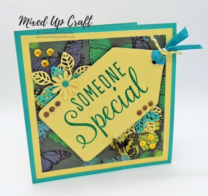 Pop Up Book Fold Card