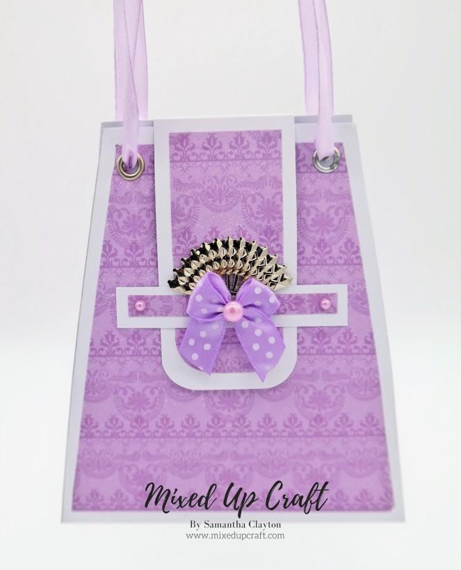 Pretty Handbag Treat Bag