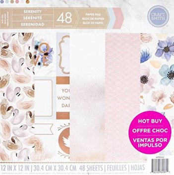Craft Smith, Serenity Paper Pack