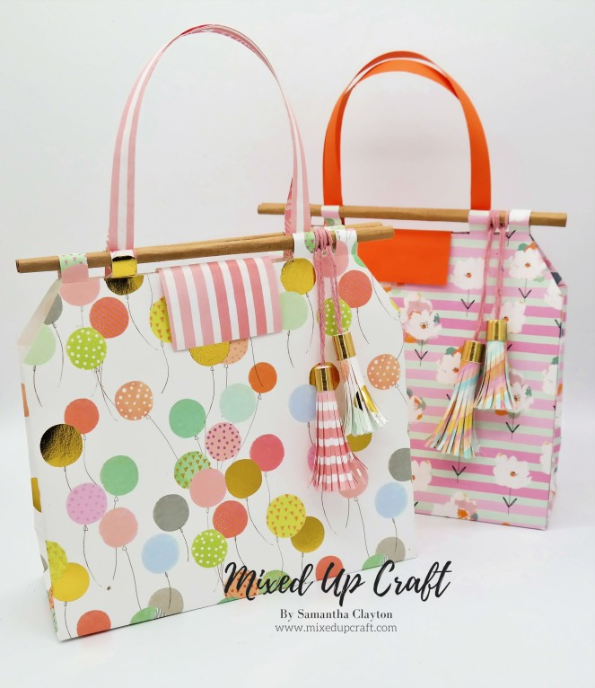Multi-Loop Gift Bag