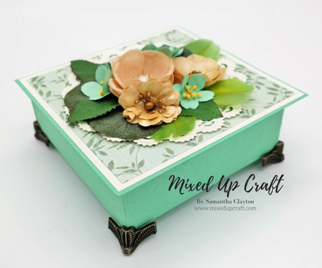 Keepsake Storage Box