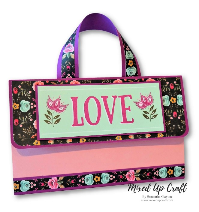 Mini Briefcase Style Gift Bags