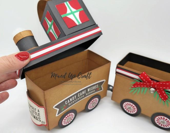 Santa's Candy Train