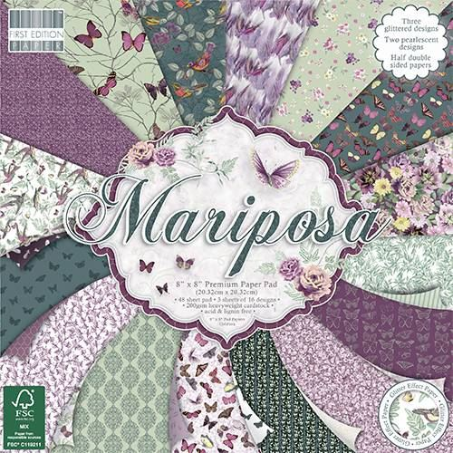 Mariposa First Edition Paper Pack