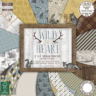 Wild at Heart First Edition paper pack
