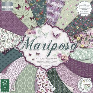 First Edition Mariposa Paper Pack