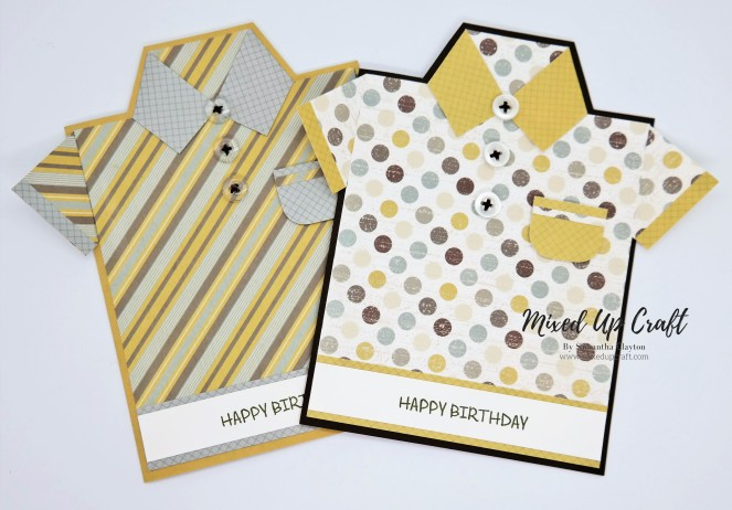 Polo Shirt Cards