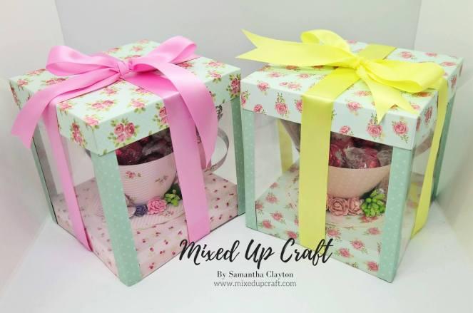 Easy Display Gift Box