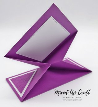 Diamond Pop Up Card