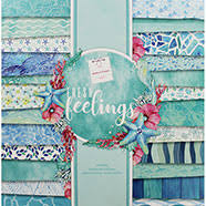 Fresh Feelings Paper Pack from The Works UK