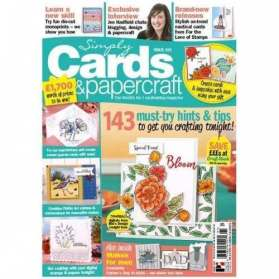 Simply Cards & Papercraft Issue 191