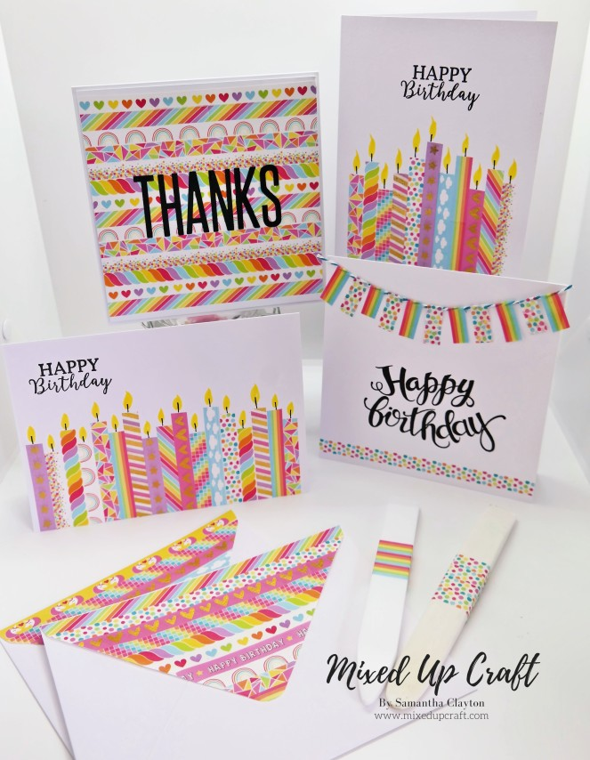 5 Fun and Easy Ways To Use Washi Tape