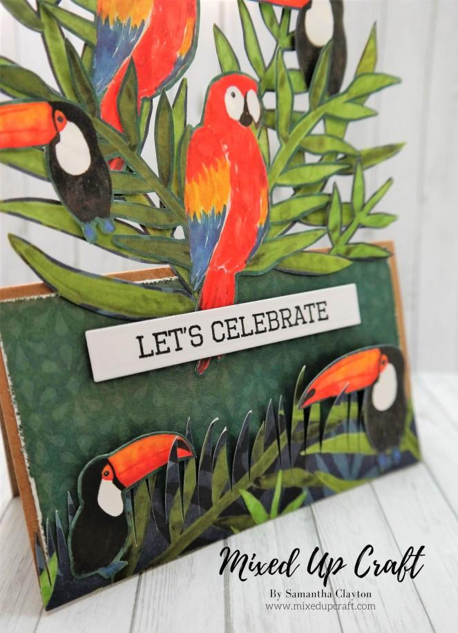 Create A Scene 'Jungle' Card