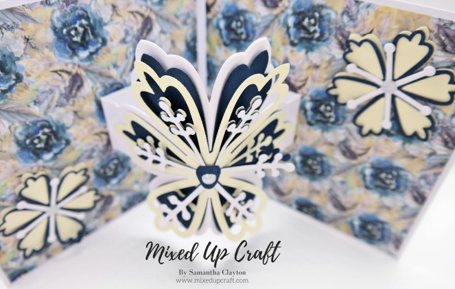 Pretty Pop-Up Flower Card